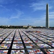 Der Quilt in Washington
