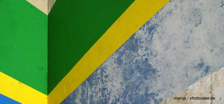 Nationalfarben Brasiliens