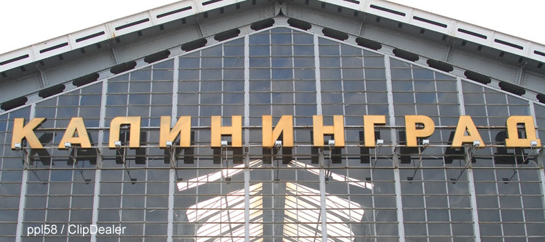 Bahnhof Kaliningrad