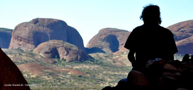 Silhouette Aborigene