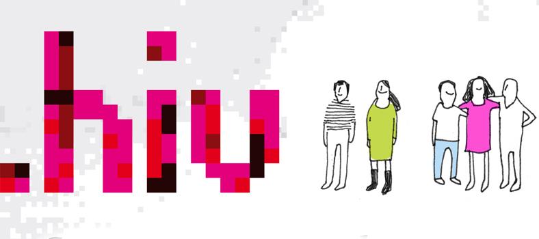 Logo dot HIV