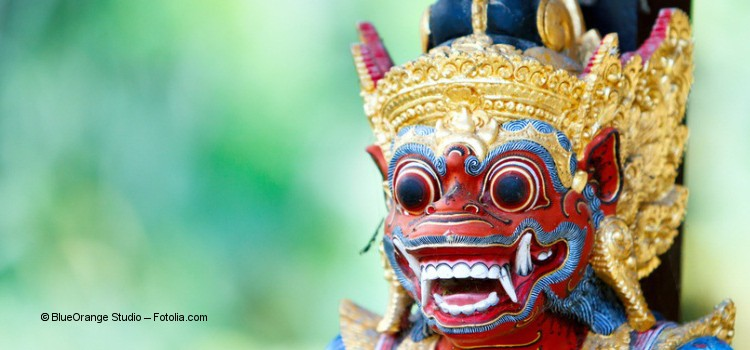 Balinesischer Dämon