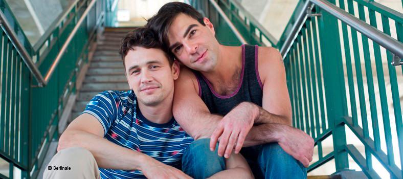 Echte Brüder haben schwulen Sex