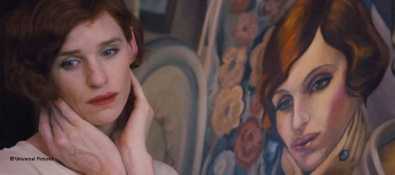 THE DANISH GIRL mit Credit
