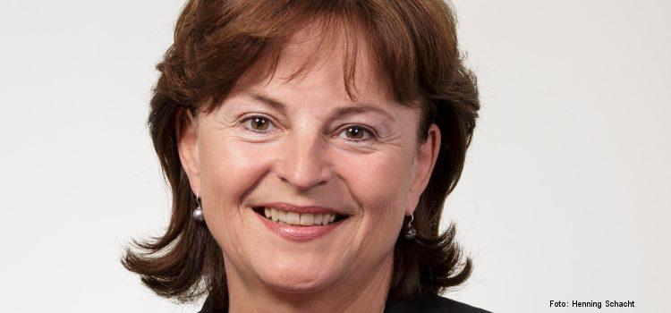 Marlene Mortler ist die Drogenbeauftragte der Bundesregierung