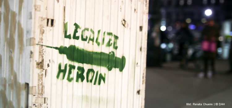 Legalize Heroin
