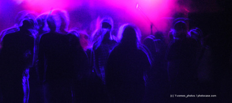 Party-Szene