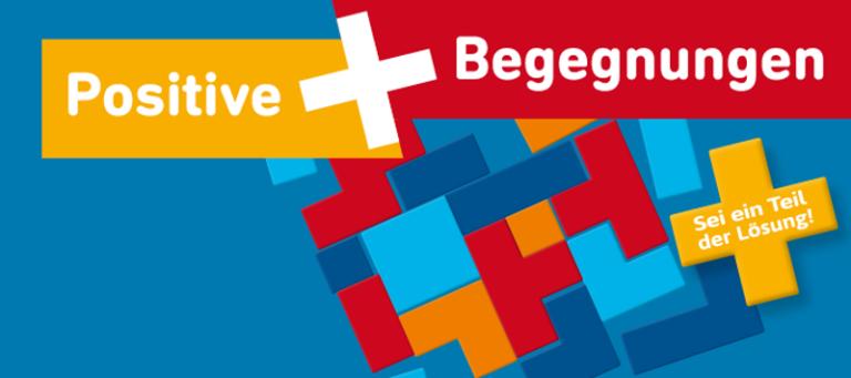 Logo der Positiven Begegnungen 2016