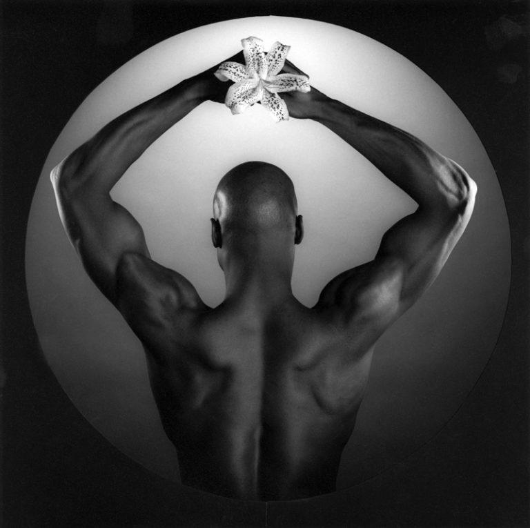Muskelöser Rücken