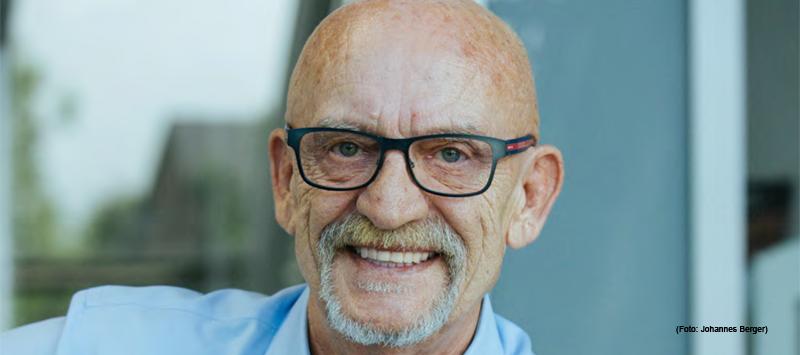 Portrait Martin Dannecker zu kollektives Trauma der Schwulen