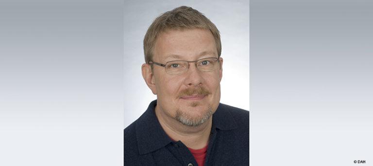 Portrait von Jürgen Rockstroh