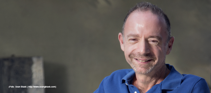 Portrait Timothy Ray Brown