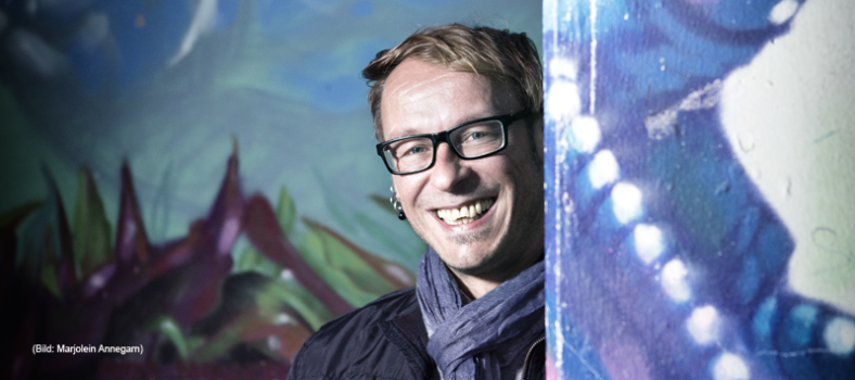 Portrait Carsten Schatz