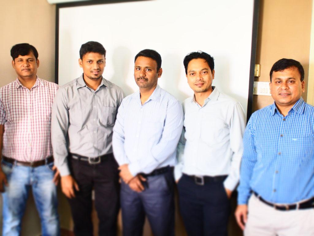 SAATHII-Team Mumbai Indien