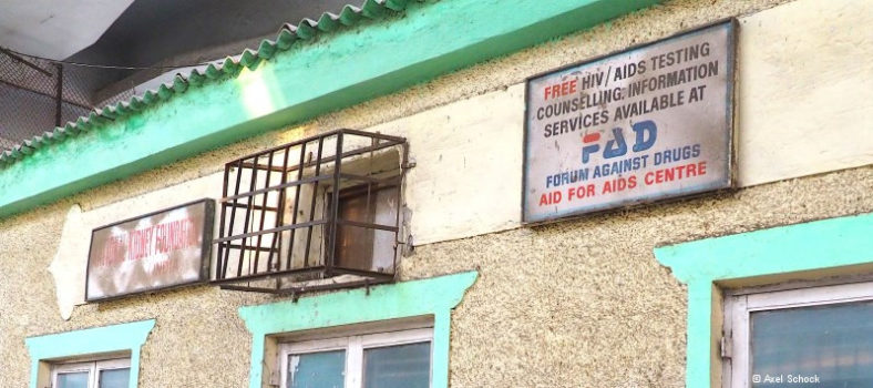 HIV-Teststelle Mumbai