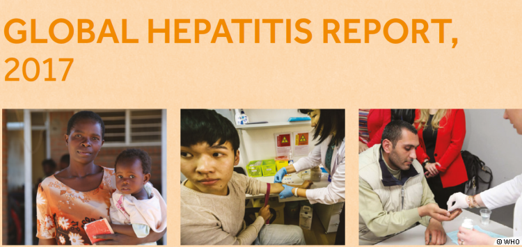 WHO-Bericht zu Hepatitis