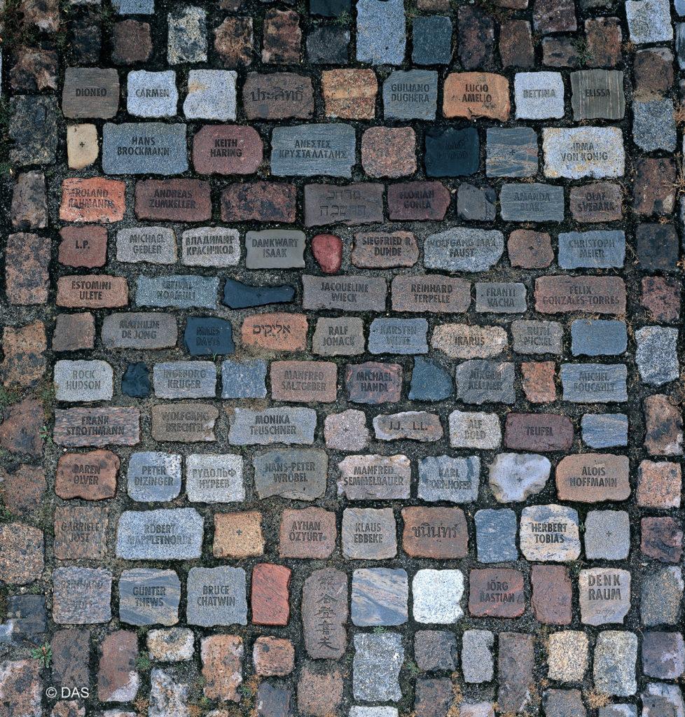 Namen und Steine Berlin