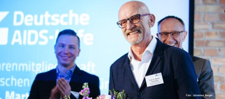 Ehrenmitglied Martin Dannecker