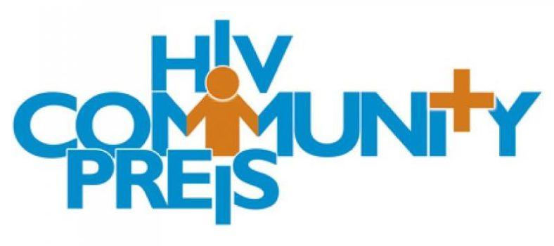 HIV-Community-Preis Logo