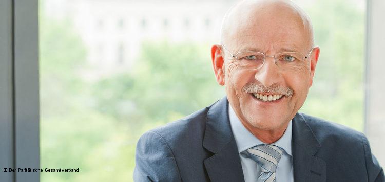 Prof. Dr. Rolf Rosenbrock setzt sich für Vielfalt und eine offene Gesellschaft ein