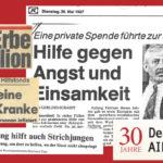 30 Jahre Deutsche AIDS-Stiftung