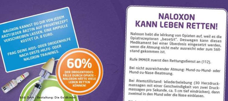 Bayern will ein Naloxon-Modellprojekt durchführen