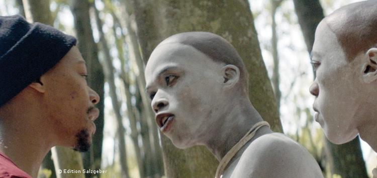 Bild aus dem Film Die Wunde