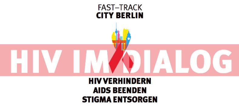 HIV im Dialog 2017: Ausschnitt aus dem Ankündigungsflyer