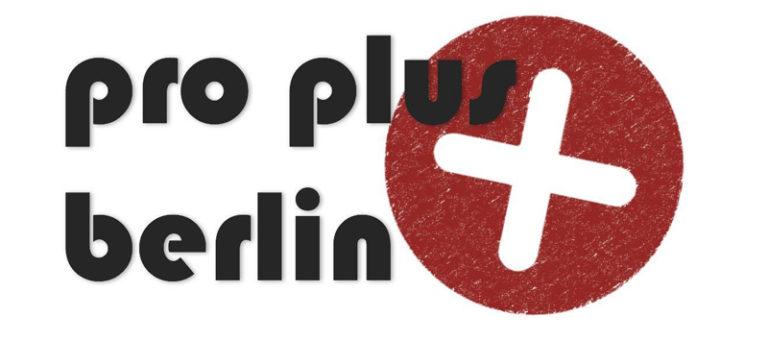 Logo pro plus berlin