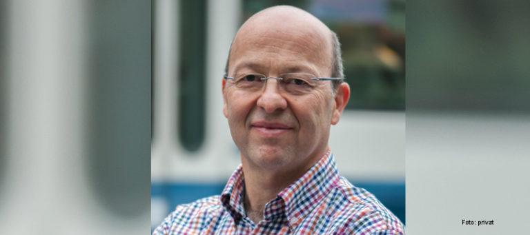 Professor Pietro Vernazza, Erstautor des Swiss Statement