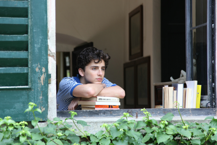 "Szenenbild ""Call Me By Your Name"" (Sony Pictures)"