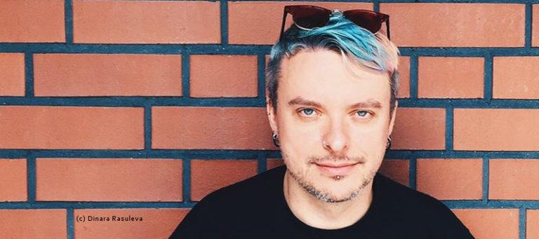 Alexander Delfinov zur HIV-Epidemie in Russland