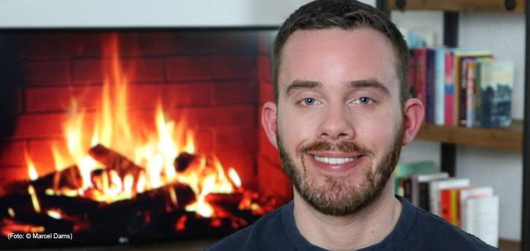 Marcel Dams zum Leben mit HIV 2018