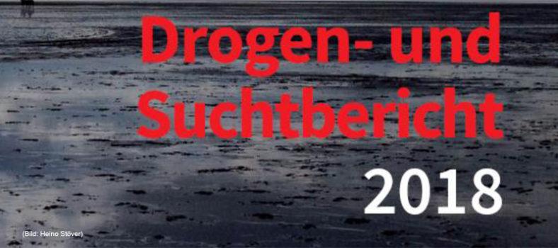 Umschlag Alternativer Drogen- und Suchtbericht 2018