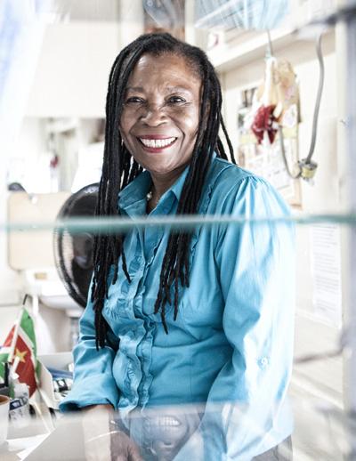 Ethel - Leben mit HIV in Suriname