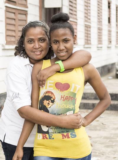 Jennifer - Leben mit HIV in Suriname