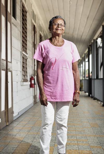 Mrs. Malat - Leben mit HIV in Suriname