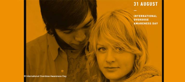 Beitrag zu Overdose Awareness Day