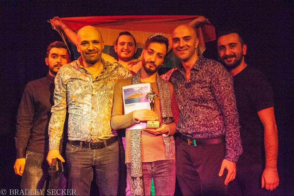Beitrag zu Mr. Gay Syria