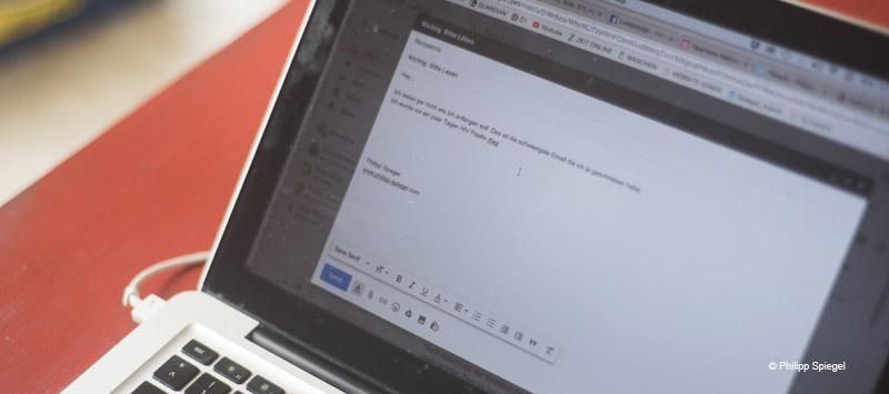 Email zu Beitrag Heterosexuell und HIV-positiv
