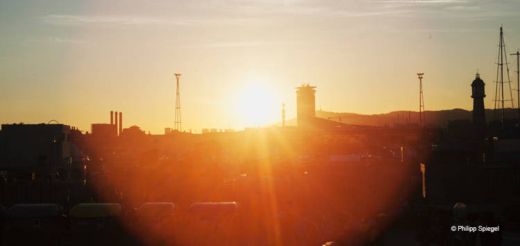 Sonnenuntergang Beitrag Heterosexuell und HIV-positiv