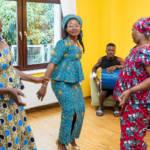 Afrikanische Abende Tanz