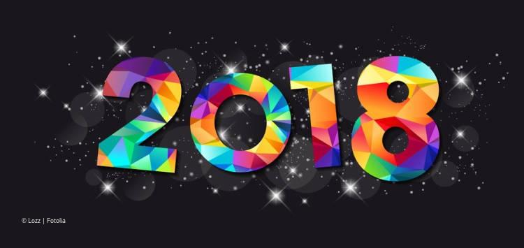 2018 im Rückblick
