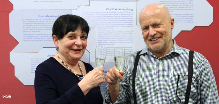 Marianne Rademacher und Karl Lemmen