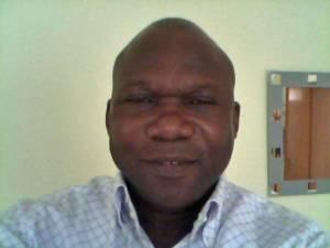 Porträtfoto Pierre Kembo Mayamba