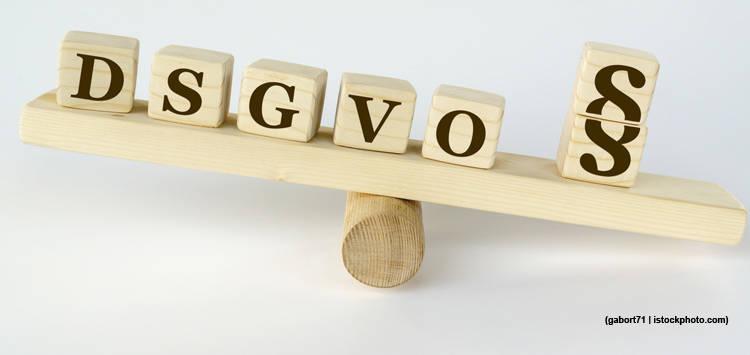 DSGVO und Datenschutz