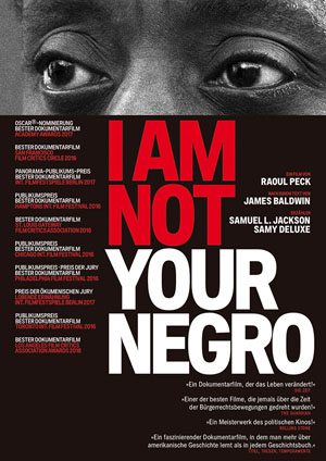 Not your negro