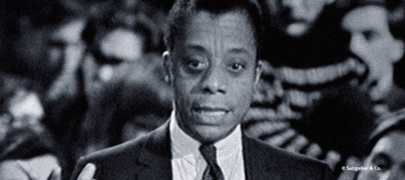 Portrait James Baldwin - Szene aus I am Not your negro