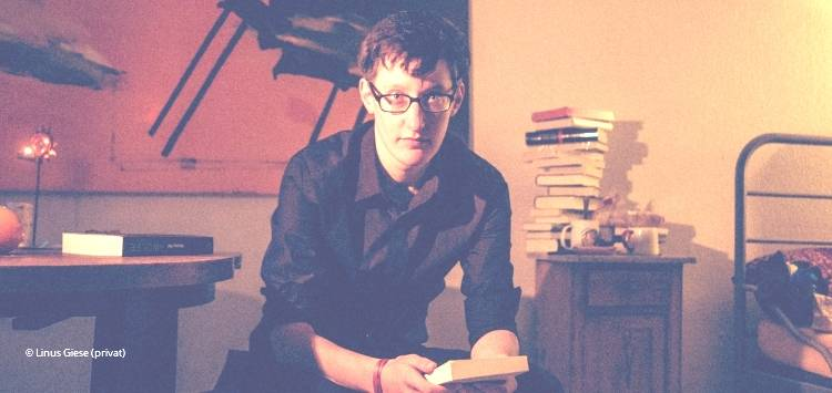 Linus Giese, Autor der Kolummne