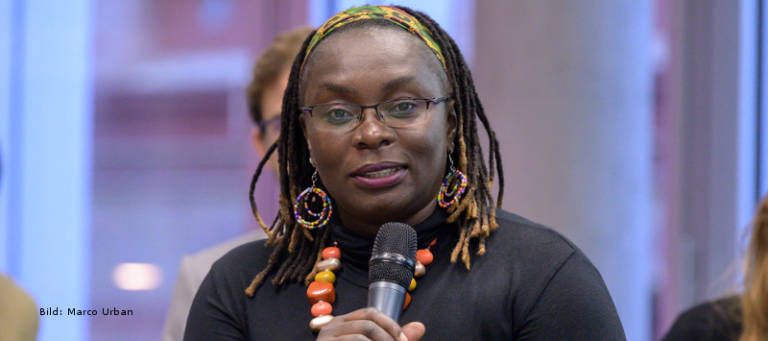 Interview mit Maurine Murenga